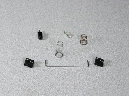 Apple IIe Keyboard Parts