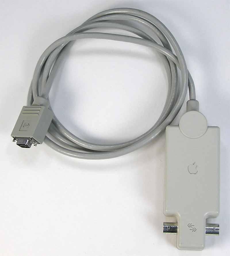 Apple Ethernet Thin Coax Transceiver M0329 – Apple Rescue of Denver