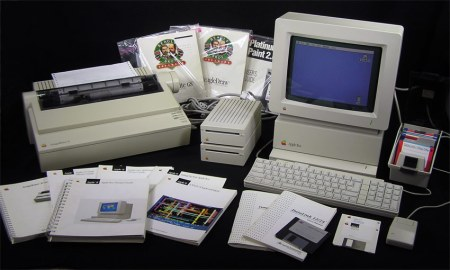 Apple IIGS Complete System (E72838X)
