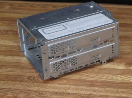 Power Mac G4 MDD optical drive mount