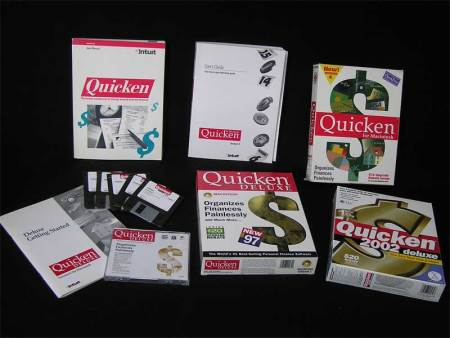 Quicken & QuickBooks (All Versions)