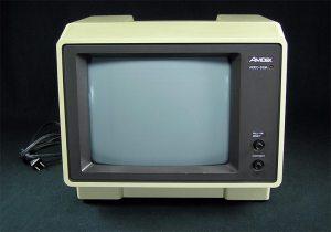 Amdek Video 300A Monitor (#3365439)