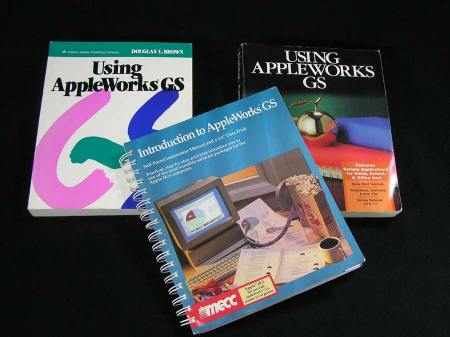 AppleWorks GS Books