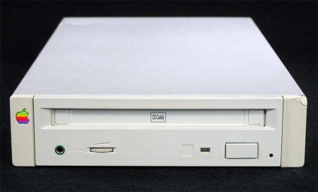 AppleCD 150 External CD-ROM Drive (SS2191) ~ SCSI