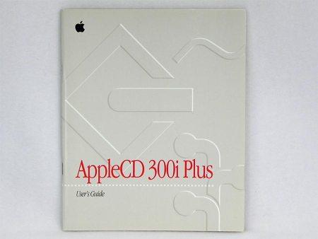 AppleCD 300i Plus User's Guide
