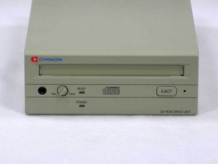 Chinon CD-ROM Drive Unit