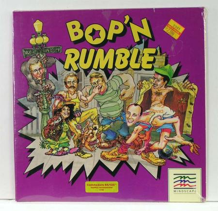 Bop'N Rumble ~ Commodore