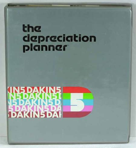 The Depreciation Planner