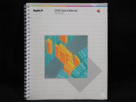 Apple II DOS User's Manual