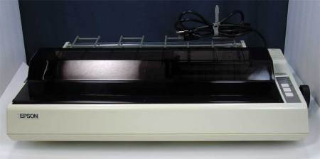 Epson MX-100 Terminal Printer ~ Parallel Interface