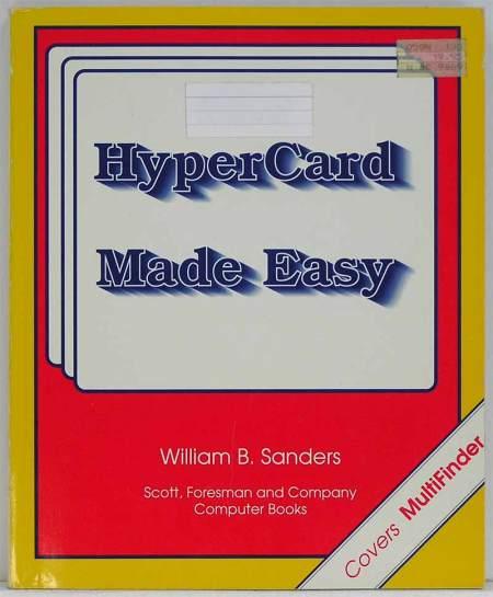 HyperCard Made Easy