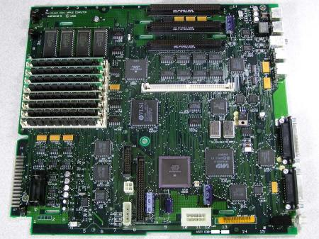 Macintosh IIcx Logic Board