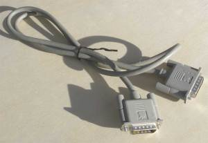 Apple IIGS Monitor Cable