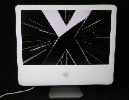 iMac G5 A1076 20″ ALS