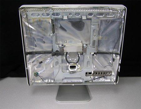 iMac 17″ Intel Rear Case Housing