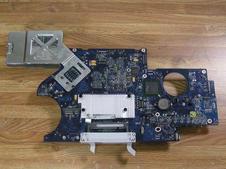 iMac 17″ Intel Logic Board Assembly 2.0GHz A1208