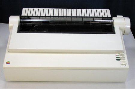 Apple ImageWriter II Printer A9M0310