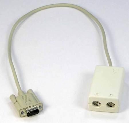 LocalTalk Adapter DB-9 Serial