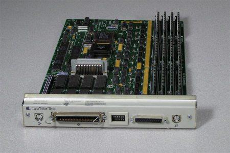 Apple LaserWriter II Controller Board IINT IINTX IIF IIG