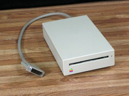 Apple Macintosh 800K External Drive