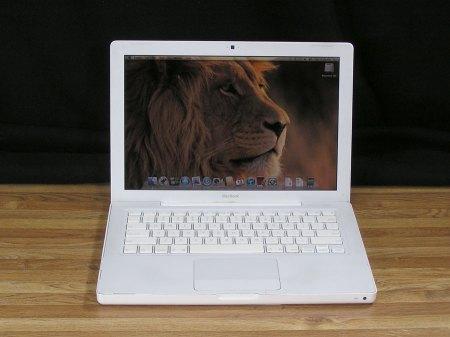 Macbook, 2.4GHz Core 2 Duo