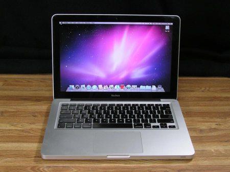 Macbook, 2 GHz Core 2 Duo