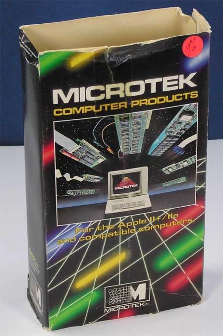 Microtek Dumpling GX Parallel Printer Card