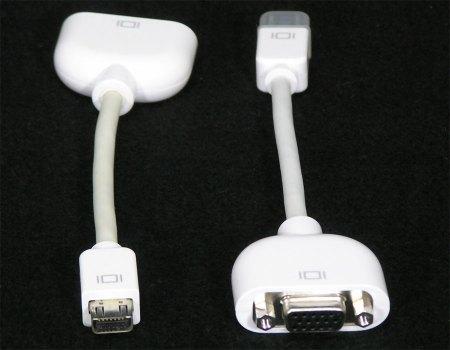 Apple Mini VGA to VGA Display Adapter