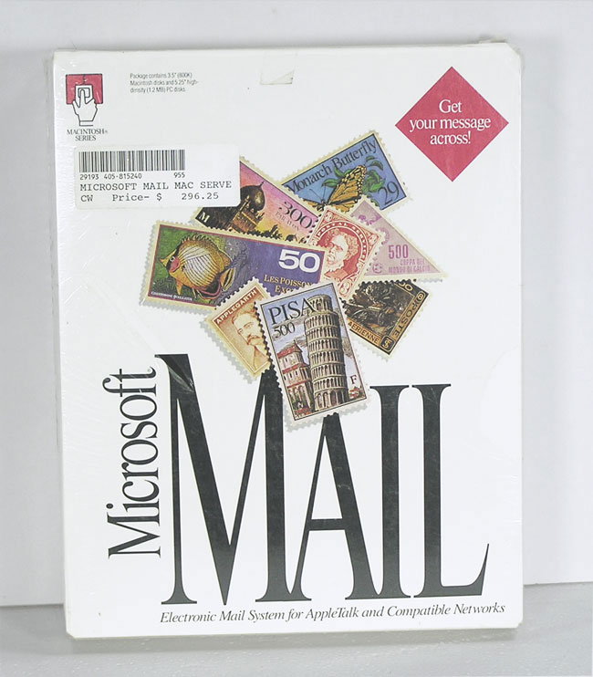 mail cover letter%0A Microsoft Mail For AppleTalk Networks Server Mac Version