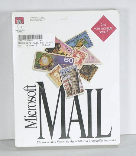 Microsoft Mail For AppleTalk Networks