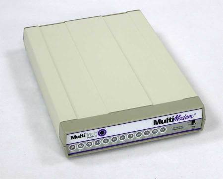 Multitech MultiModem II External Modem (Serial)