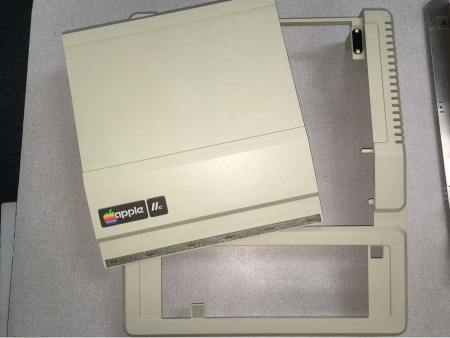 Apple IIe Case and Lid