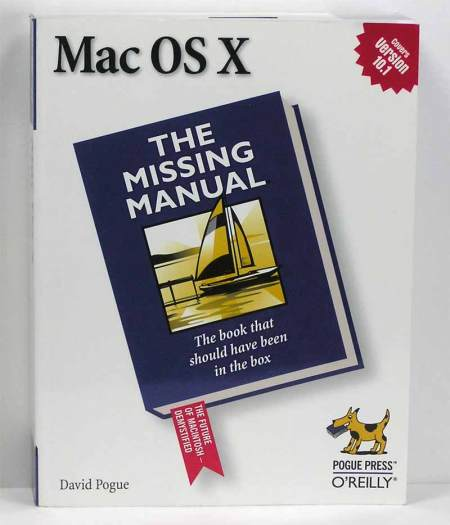 Mac OS X The Missing Manual