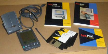 Palm Pilot Professional Parts & Accessories