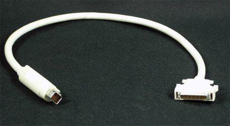 PowerBook SCSI Cable ~ SCSI-2 HDB-50