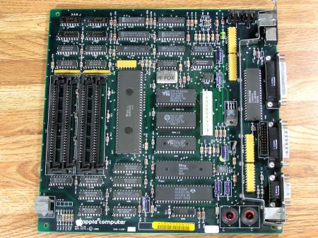 Macintosh Plus Motherboard