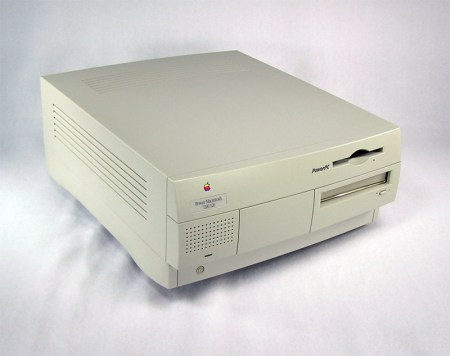 Power Macintosh 7200, 7300, 7500, 7600 Computer