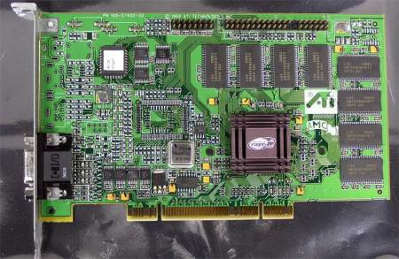 ATI Rage 128 Graphics Video Card – Power Mac G4 (PCI)