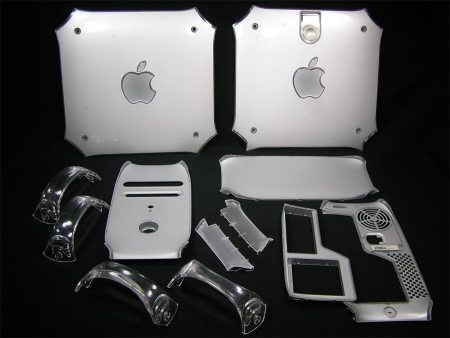 Case Parts Power Mac G4 QuickSilver