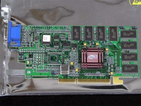 ATI Rage 128 Graphics Video Card (VGA) – Power Mac G4 (AGP)