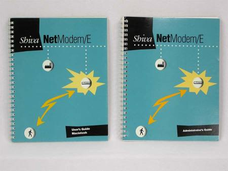 Shiva NetModem E Manuals