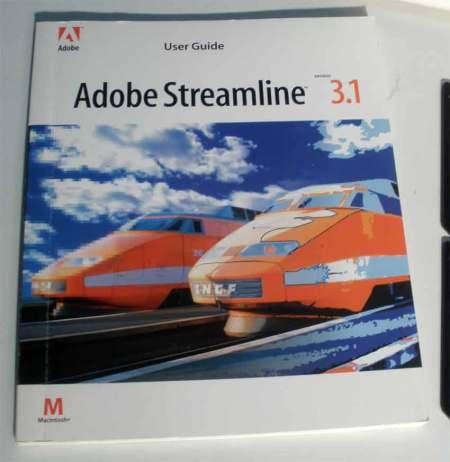 Adobe Streamline ~ Version 3.1