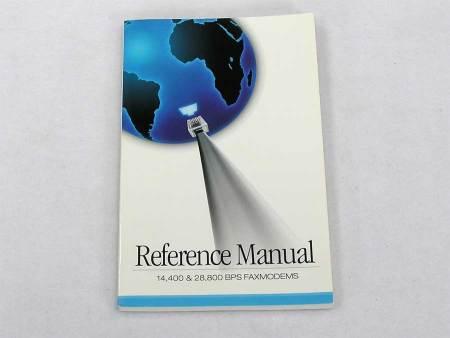 Supra Fax Modem Reference Manual