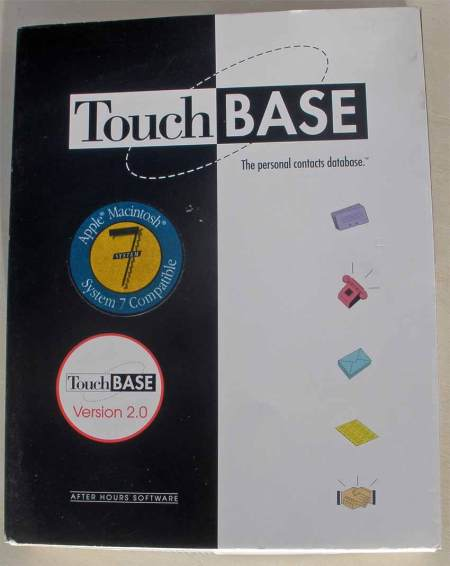 TouchBASE (2.0)