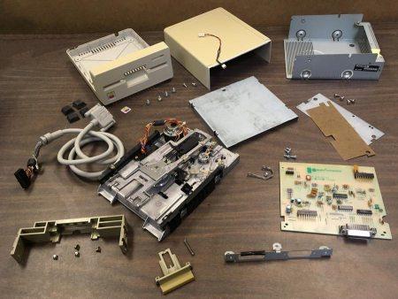 Apple Drive Parts 5.25 & Unidisk