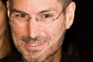 Sales of Steve Jobs action figure blocked After pressure from Apple Steve Jobs Mini Me sold on eBay. Can't Get Enough Of Steve? Can't Get Enough Of Steve?