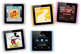 New iPod Nano and other Mystery Product?