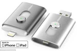 American company creates iPad and iPhone's own memory stick
