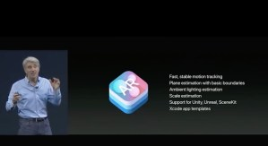 Apple augmented reality and iOS