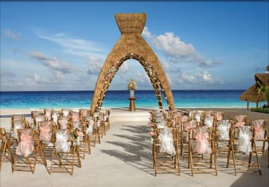Riviera Maya Cancun Destination Wedding